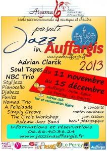Jazz in Auffargis 2013 (diff)