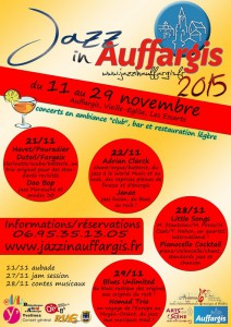 Jazz in Auffargis 2015 (diff)